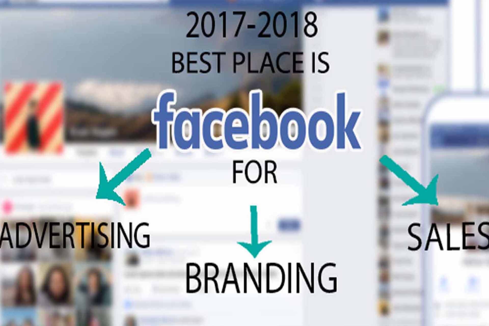 Facebook advertisement – The Best plateform for branding advertising and sales